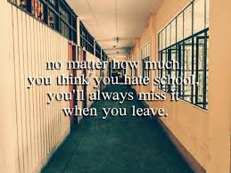 Missing You, My Alma Mater — Steemit